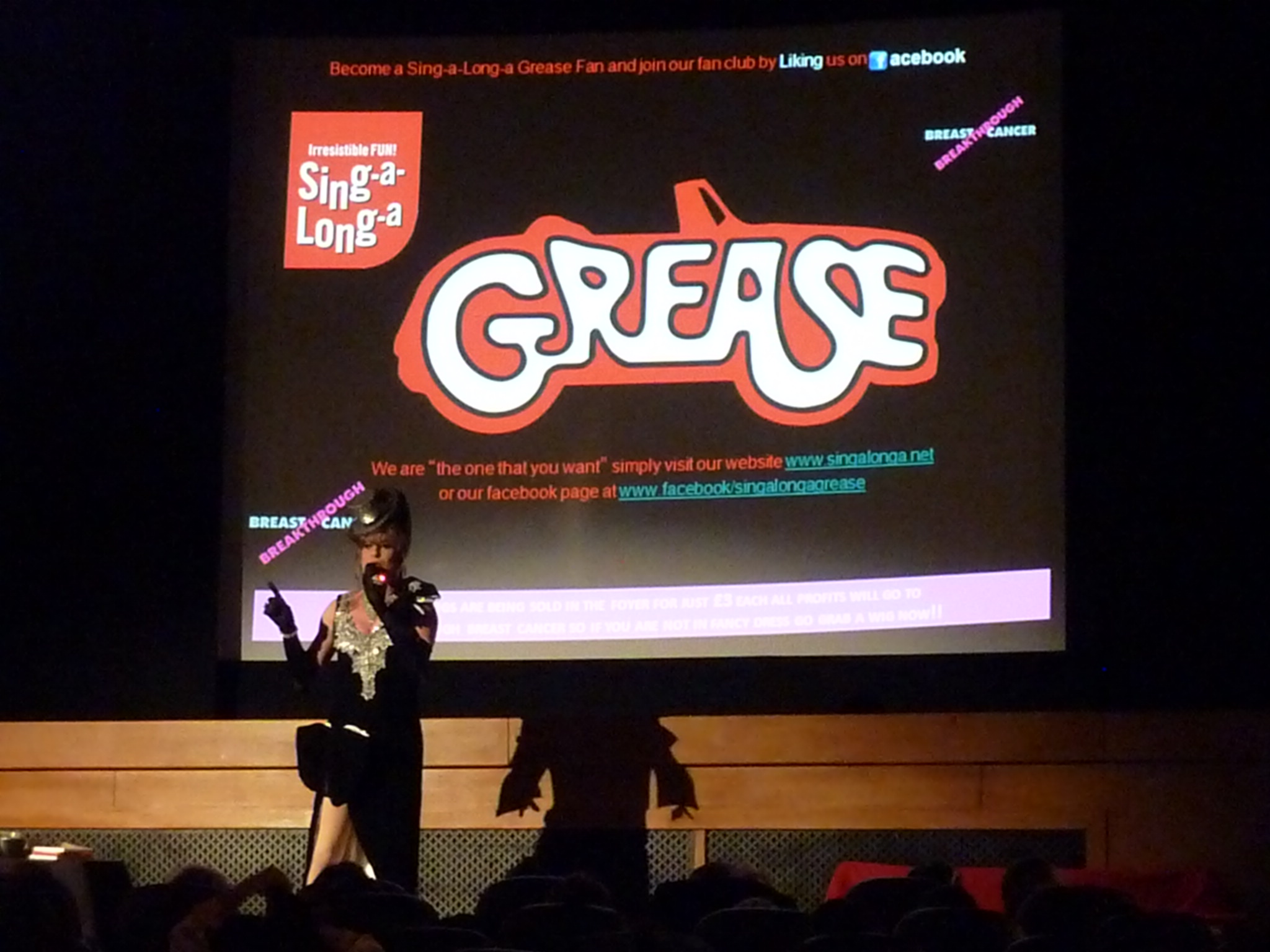 Sing-a-Long-a Grease